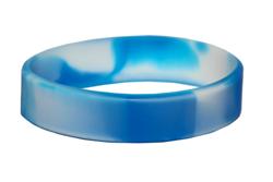 20 cm camouflage blauw