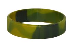 13 cm Camouflage grün
